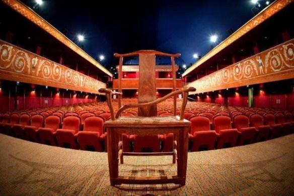 Ai Wei wei silla vacía Festival de Cine de Estocolmo 2013