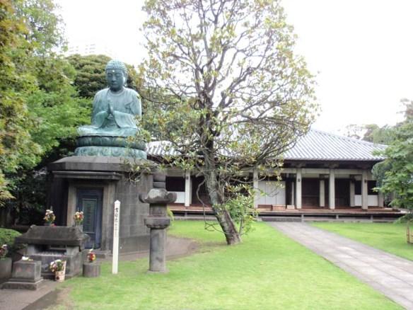 Budhha templo Tennoji tokyo japón