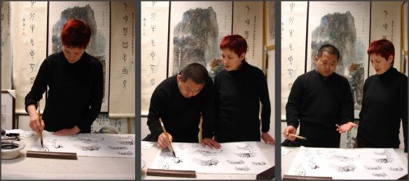 Maria Eugenia Manrique China Academy of Art Hangzhou